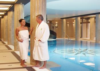Luhačovice - Spa & Wellness Hotel Alexandria - Relax & wellness